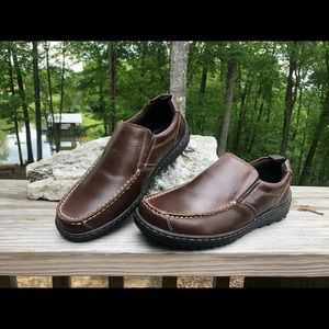 Boys hush puppies shoes